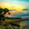 Poranek w zatoce u ujścia<br /> rzeki Neretva - Blace Ch<br />orwacja