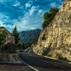 Chorwacja - Południowa Da<br />lmacja - droga w kierunku<br /> miejscowości Gradac