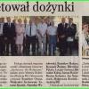 Powiat bilgorajski święto<br />wał dożynki w Goraju-30 s<br />ierpnia 2015 r.